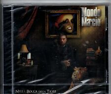 MONDO MARCIO CD NELLA BOCCA DELLA TIGRE  nuovo SIGILLATO sealed MINA 2014