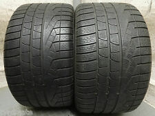 2 x PIRELLI 295/35 R18 99V 5,5 mm Winter Sottozero W240 N1 Winterreifen DOT2807