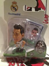 SOCCER STARZ REAL MADRID ARBELOA  GREEN BASE SEALED IN BLISTER PACK