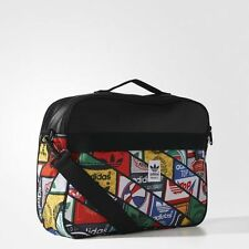 Nouveau-graphique Adidas Airliner sac, sac bandoulière, sac d'école, messenger