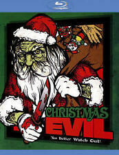 Christmas Evil (Blu-ray/DVD, 2014, 2-Disc Set)