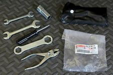 NEW 1987-2006 Yamaha Banshee factory OEM tool kit + pouch  FOR UNDER SEAT
