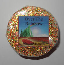Over the Rainbow Wax Tart Melt for use in oil burner highly scented, eco soy wax