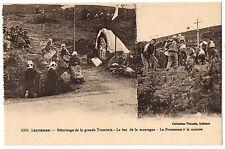 CPA 29 - LOCRONAN (Finistère) - 1363. Pélerinage de la grande Troménie, le bas