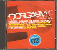 OORGASM 15 NEW CD Solomon Burke VIDEO  I Am Kloot STROKES Joe Henry ANATHEMA