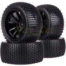 4x1/10 Monster Truck Bigfoot Wheel Rim & Tyre,Tires Fit Redcat HSP Traxxas 88071