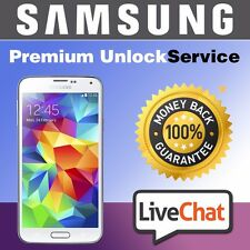 Unlock Code Service IMEI AT&T SAMSUNG GALAXY S7 S6 S5 S4 S3 NOTEs All Models bla