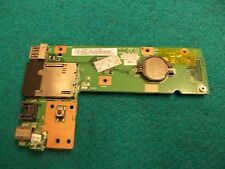 Asus K52F A52F X52J X52F K52DR K52JR USB SD CARD DC Power Board 60-NXMDC1000
