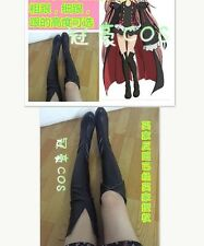 Anime Seraph of the End/Owari no Seraph Cosplay Vampire Reign Krul Tepes Shoes