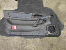 mitsubishi 3000gt / dodge stealth DRIVER door panel GREY  #24