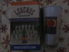 NBA Phoenix Suns Legends Collection West Conf Champs Drinking Glass 1 Pint