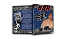 Official ROH Straight Shootin' Bruno Sammartino - Used