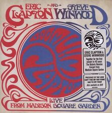 "ERIC CLAPTON & STEVE WINWOOD ""LIVE FROM ..."" 2 CD NEU"