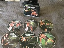Les Mills Combat DVD Workouts Beachbody Program Beach Body Like P90X Insanity