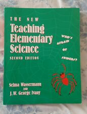 The New Teaching Elementary Science : Who's Afraid of Spiders? by Selma...