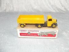 Boxed Dinky Toys 521 Bedford Yellow Articulated Lorry Boxed #2