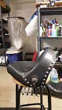 seat harley heritage softail fl flh fx fxe fxr roadking chopper bobber #3182