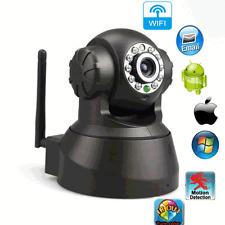 WIFI IP Caméra Sans Fil CCTV Surveillance Réseau Nocturne Sécurité Intérieur YY