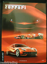 Ferrari Magazine  Issue # 19,  Ferrari 2012 Year Book