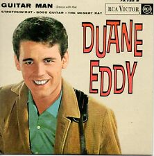 ★☆★ CD Single  Duane Eddy and the Rebelettes (Dance with the) Guitar Man -  ★☆★