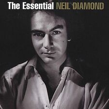 Neil Diamond The Essential 2 CD Set '01 (never played)