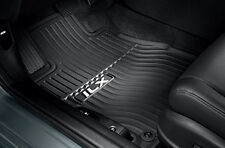 Genuine Acura 2016 ILX All Season Mat Set in BLACK for All Models 08P13-TX6-211B