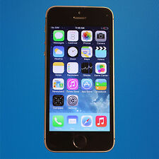 Good - Apple iPhone 5s 16GB - Black (AT&T) Smartphone SEE CONDITION - Free Ship