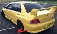02-07 Mitsubishi Lancer EVO VII 7 Style Trunk Spoiler Rear Wing CANADA USA JDM
