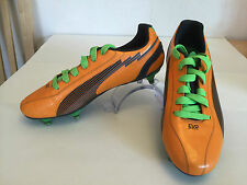 Puma EVO  SPEED FOOTBALL BOOTS Size UK 7   EUR 40.5 ***