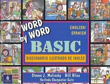 Word by Word Basic Spanish Bilingual Edition, Steven J. Molinsky, Bill Bliss, He