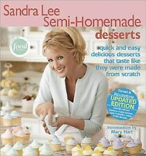 Semi-Homemade Desserts by Sandra Lee (2005, Paperback, Revised)