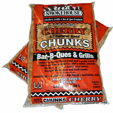 Smokehouse Products Inc Smoker Wood Chunks - 2 Bags Cherry