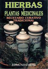 Hierbas y plantas medicinales. Edmund Chessi