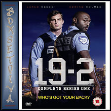 19-2  COMPLETE SERIES 1  *BRAND NEW DVD *