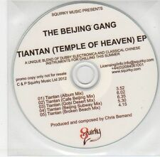 (EF966) The Beijing Gang, Tiantan (Temple of Heaven) EP - 2012 DJ CD