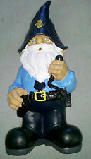 "Police Officer Policeman Thematic Garden Gnome NEW 11"" - Great gift!"