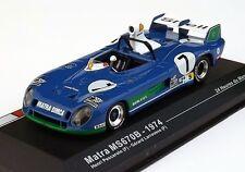 IXO 1:43 Matra MS670B, LeMans Winner 1974, H. Pescarolo / G. Larrousse