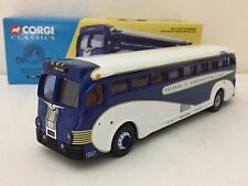 Corgi 53901 Yellow Coach 743 - Union Pacific, Corgi 40th Anniversary ** RARE! **