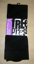 Free Press Nordstrom Black Fleece Over the Knee Boot Liner Sock 9-11 Shoe 6-10.5