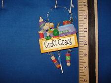 Ornaments - Craft Crazy  63516S   196