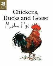 Chickens, Ducks and Geese, Floyd, Madeleine, New Books