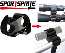 NEW Flashlight Holder Bracket Bicycle Mount Clip for UltraFire SureFire A