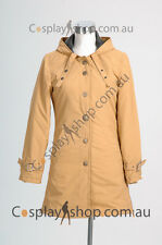 Twilight Bella Tan Long Coat Costume