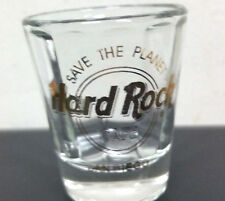 Hard Rock Cafe San Diego Califorina Shot Glass Save the Planet
