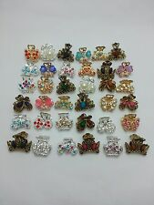 Wholesale Joblot Mini Hair Claw Clamps Hair Clip Hair Accessories 12Pc