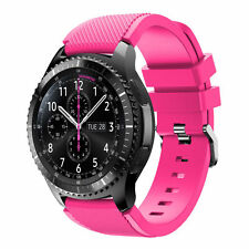 Sports Silicone Replacement Band Strap Bracelet For Samsung Gear S3 Frontier N