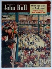 JOHN BULL 1950 Life in Prison in 2 issues – all covers shown