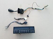 BMW E36 M3 OBC 18 BUTTON CHECK COMPUTER + STALK SWITCH + WIRES / RETROFIT / KIT