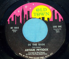 Arthur Prysock:  In the Rain / Thank Heaven for You [Unplayed Copy]