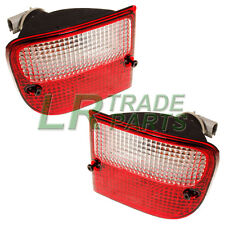 LAND ROVER FREELANDER 1 REAR TAIL LIGHTS, LAMP SET (04-06) XFB500180 & XFB500190